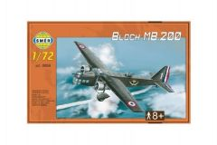 Model Bloch MB.200 31,2x22,3cm v krabici 35x22x5cm