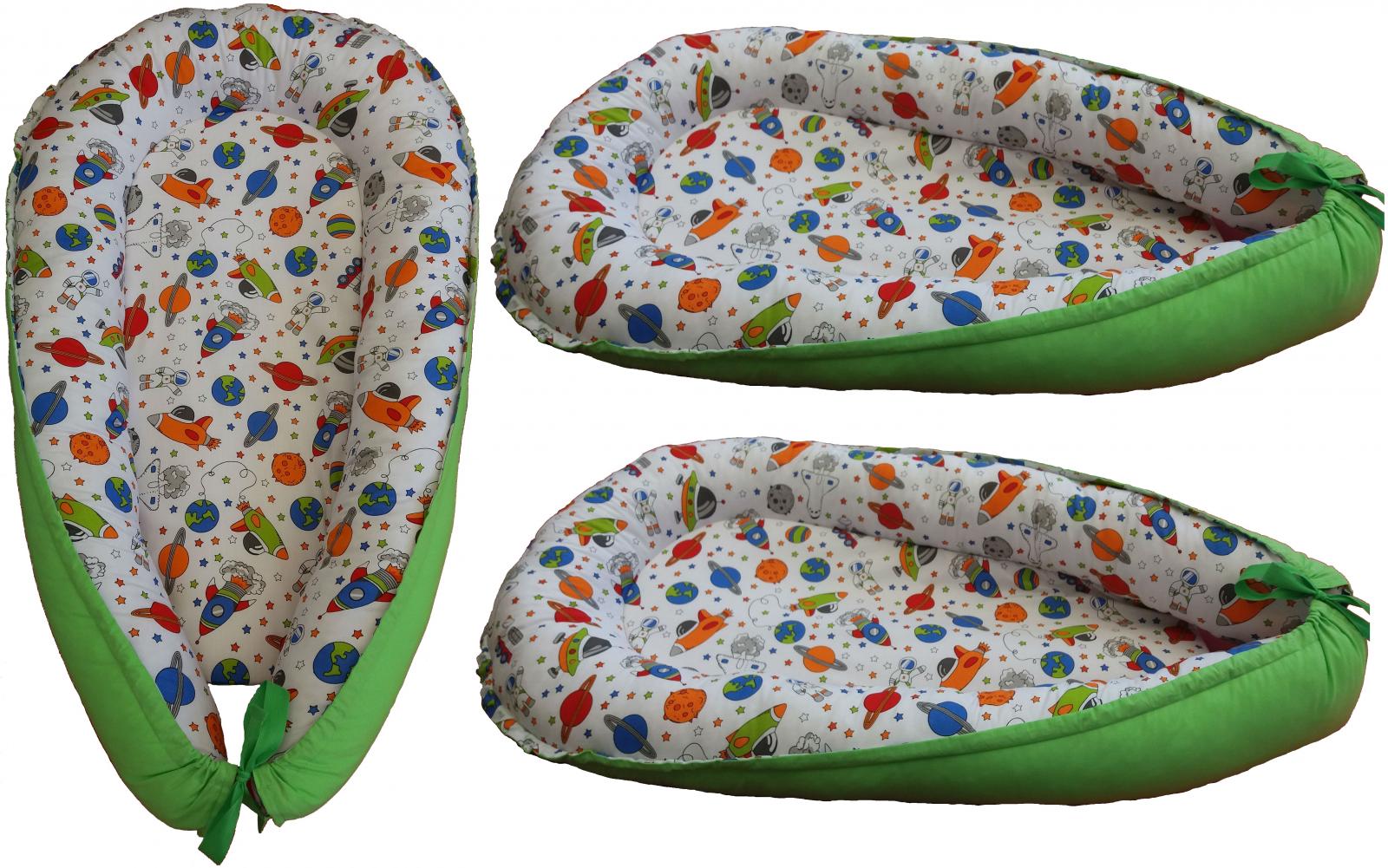 Hnízdečko pro miminko vesmír Miminkaabatolata