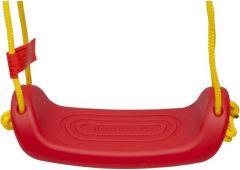 Scarlett plastová houpačka - červená