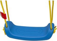 Scarlett plastová houpačka - modrá