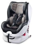 Autosedačka CARETERO Defender Plus Isofix graphite 2016