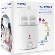Miniland Ohřívačka pro 2 kojenecké lahve Warmy Twin