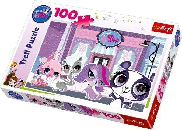 TREFL puzzle 100 LPS