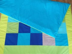 Dětský přehoz na postel 197x150 cm