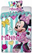 Faro Dětské povlečení Minnie Mouse 100x135cm